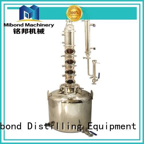 Mibond moonshine distiller customized for home distilling