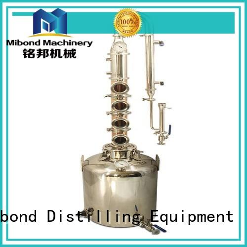 Mibond moonshine distiller customized for home distilling