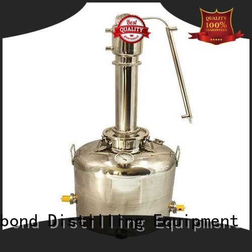 Mibond simple equipment for distilling alcohol for home distilling