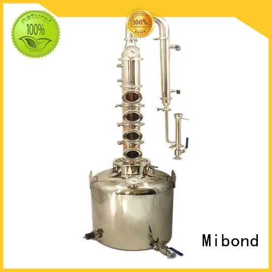Mibond hot selling copper still kit factory direct for whisky