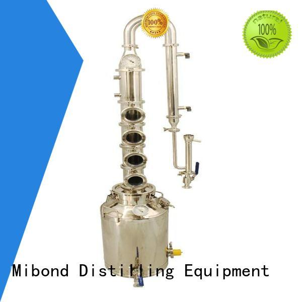 stainless steel pot still manufacturer for home distilling Mibond