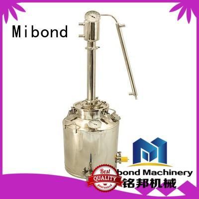 micro distillery equipment manufacturer for vodka Mibond