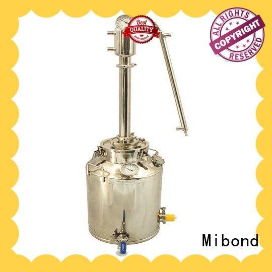 Mibond low cost moonshine pot still directly sale for vodka