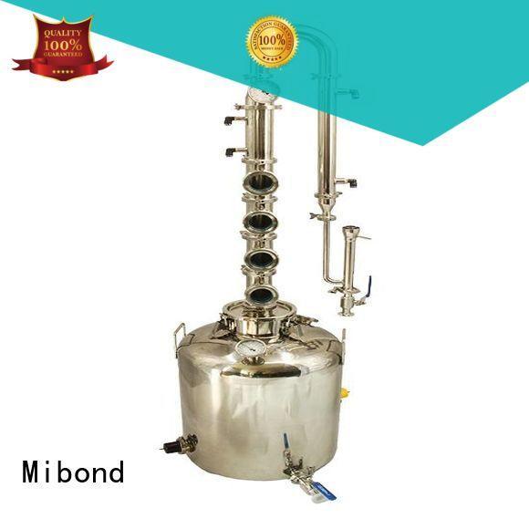 stainless steel alcohol distiller for distillery Mibond