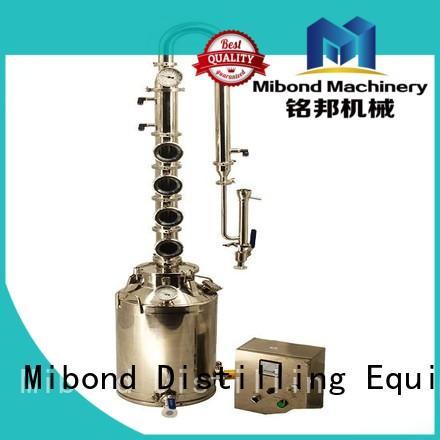 Mibond beer gin distilling equipment manufacturer for family