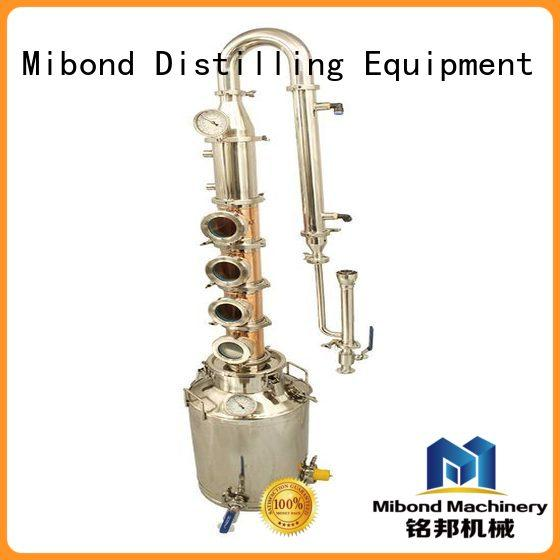 Mibond wine copper column still wholesale for vodka