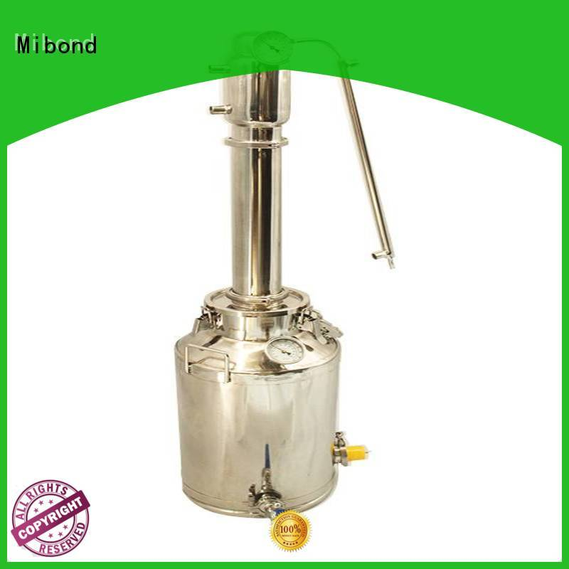 Mibond alcohol making machine for home with good price for whisky