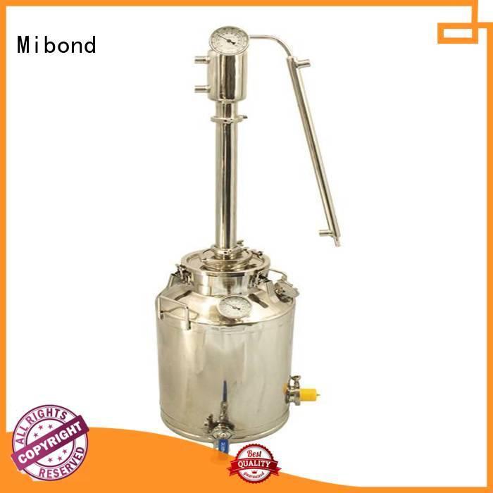 Mibond moonshine still kit customized for home distilling