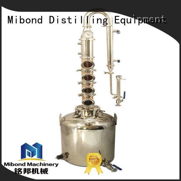 Mibond copper distiller supply for home distilling