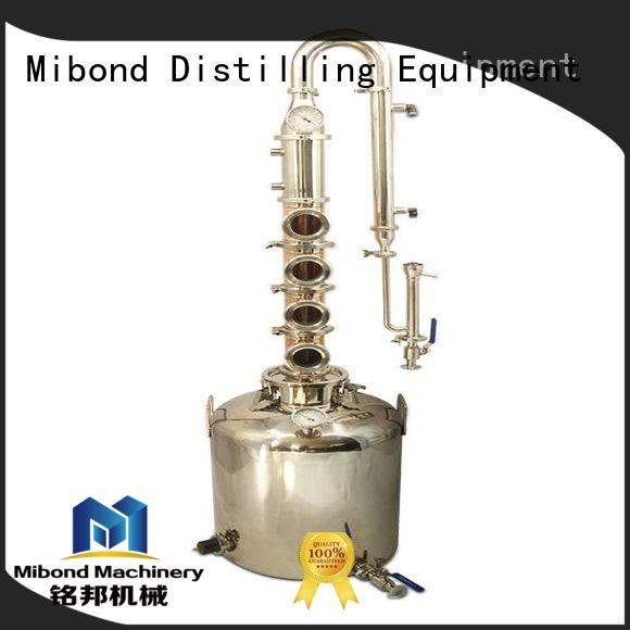 Mibond copper distiller supply for home distilling