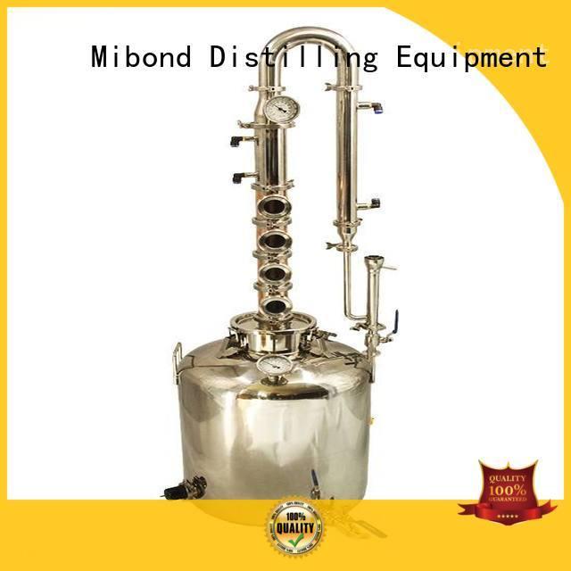 Mibond high effective copper still kit for home distilling