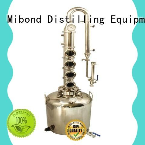 Mibond top stainless steel moonshine still with good price for whisky