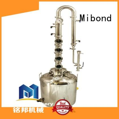 Mibond moonshine equipment customized for whisky