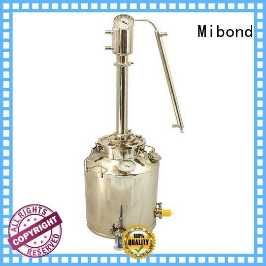 Mibond quality equipment for distilling alcohol manufacturer for distillery