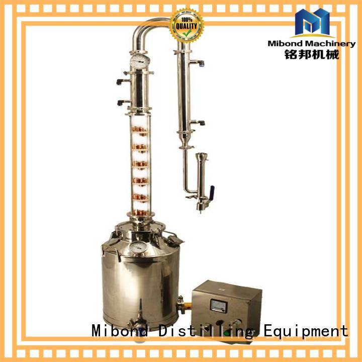 Mibond convenient distillation of alcohol equipment factory price for vodka