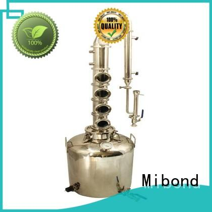 stainless steel pot still factory price for whisky Mibond