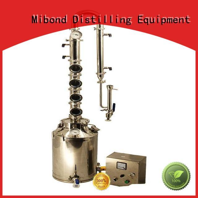 Mibond gin distilling equipment supplier for home distilling