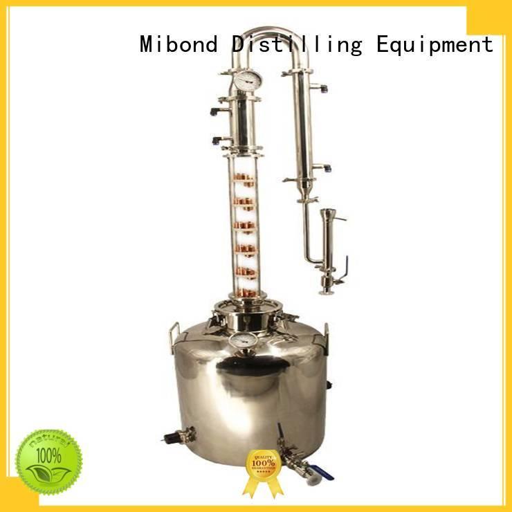 Mibond convenient wine equipment factory price for home distilling