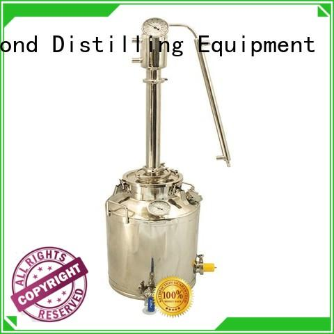 simple moonshine still kit supplier for distillery