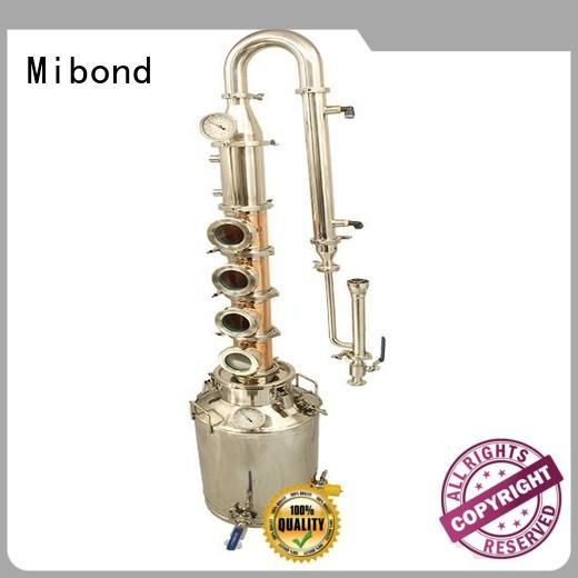 stainless steel 304 moonshine distillery equipment for sale customized for vodka Mibond