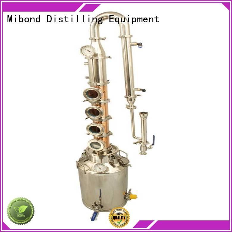 Mibond moonshine distiller factory direct for home distilling