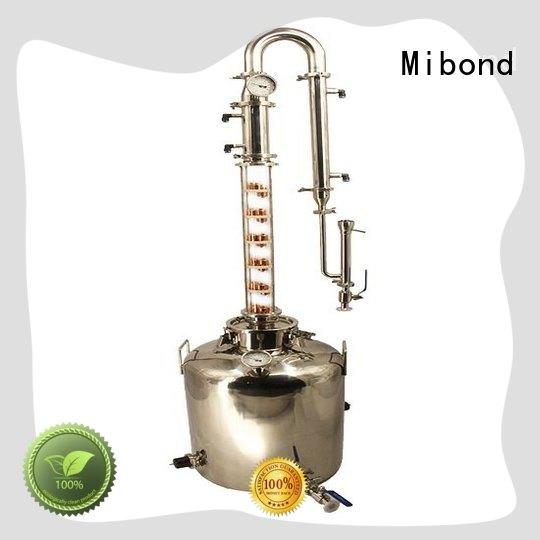 convenient distillery equipment sale wholesale for vodka Mibond