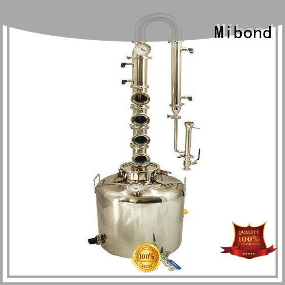 26 Gallon beer distillery and distillers grain distilled wine