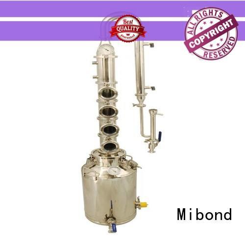 Mibond gin home brew still factory price for vodka
