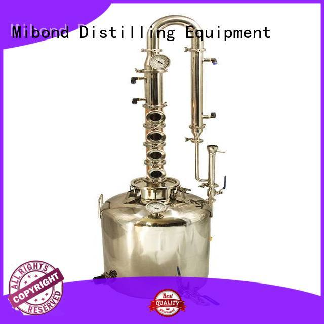 alcohol small copper distiller factory direct for home distilling