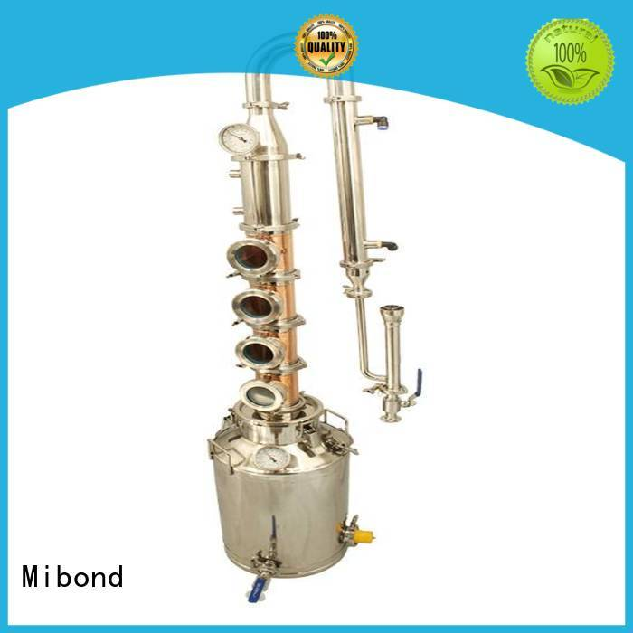 alcohol moonshine distillery equipment factory direct for home distilling Mibond