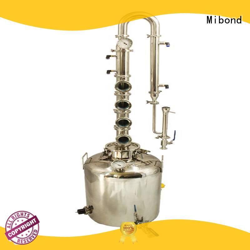 Mibond home gin distillery kit manufacturer for home distilling