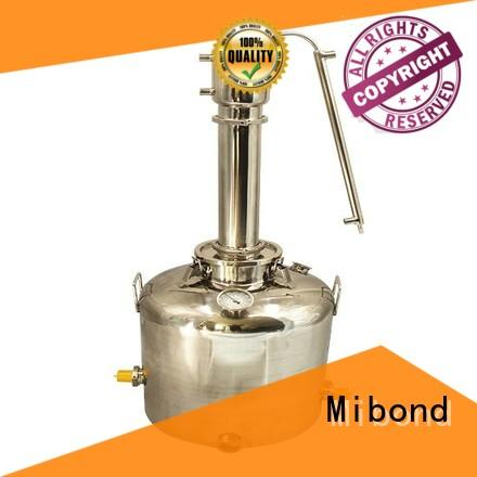 stainless steel 304 micro distillery equipment heating tube for family Mibond