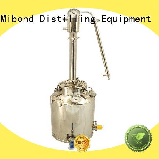 Mibond home alcohol distiller directly sale for family