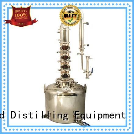 Mibond small copper distiller suppliers for vodka