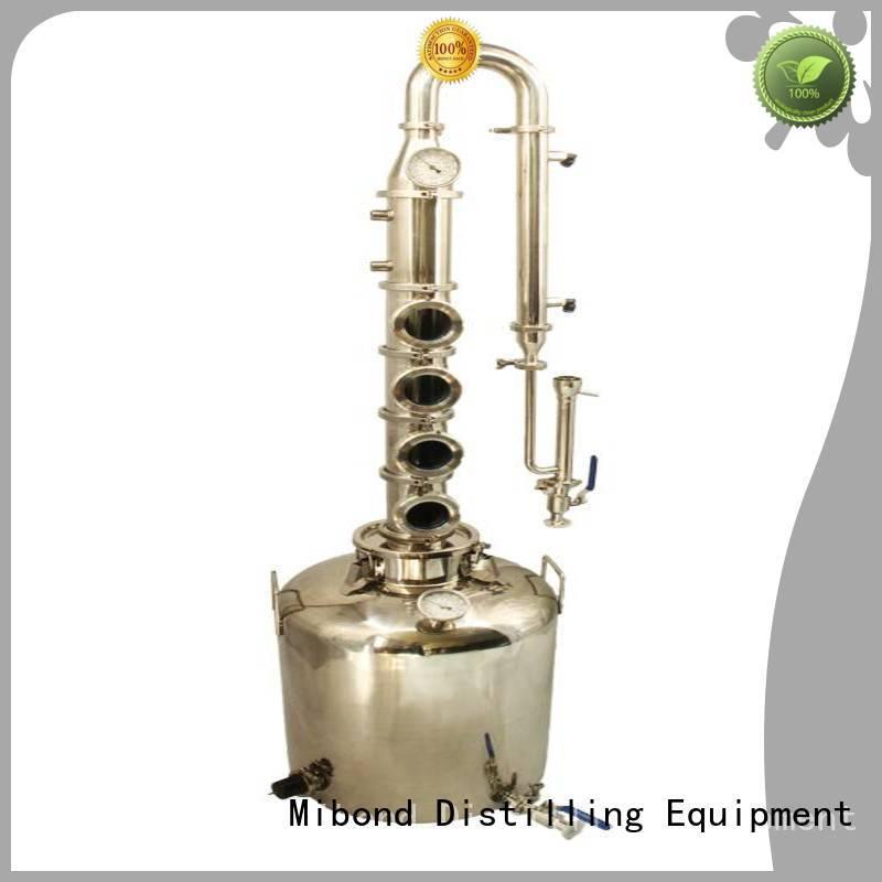 Mibond moonshine equipment customized for distillery