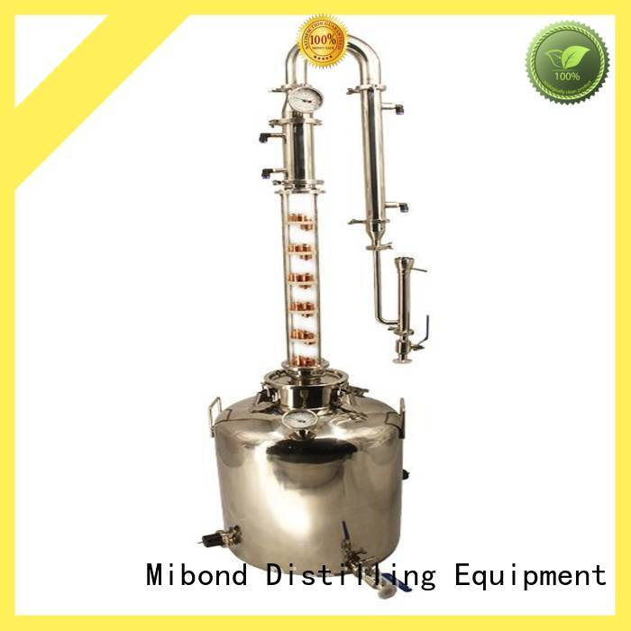 Mibond home alcohol distiller kit suppliers for family