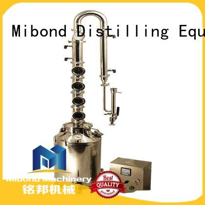 Mibond liquor making kit customized for distillery