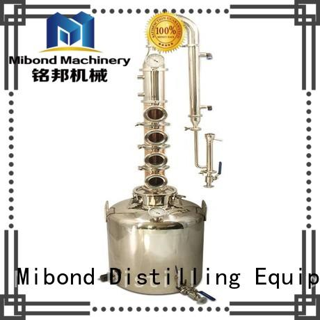 stainless steel 304 liquor distilling kit manufacturer for whisky Mibond